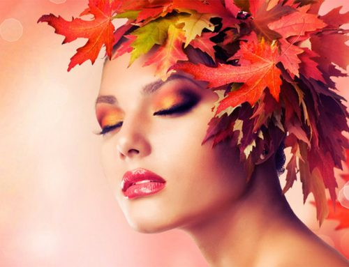 AUTUMN is here! It's time for new skincare and makeup!